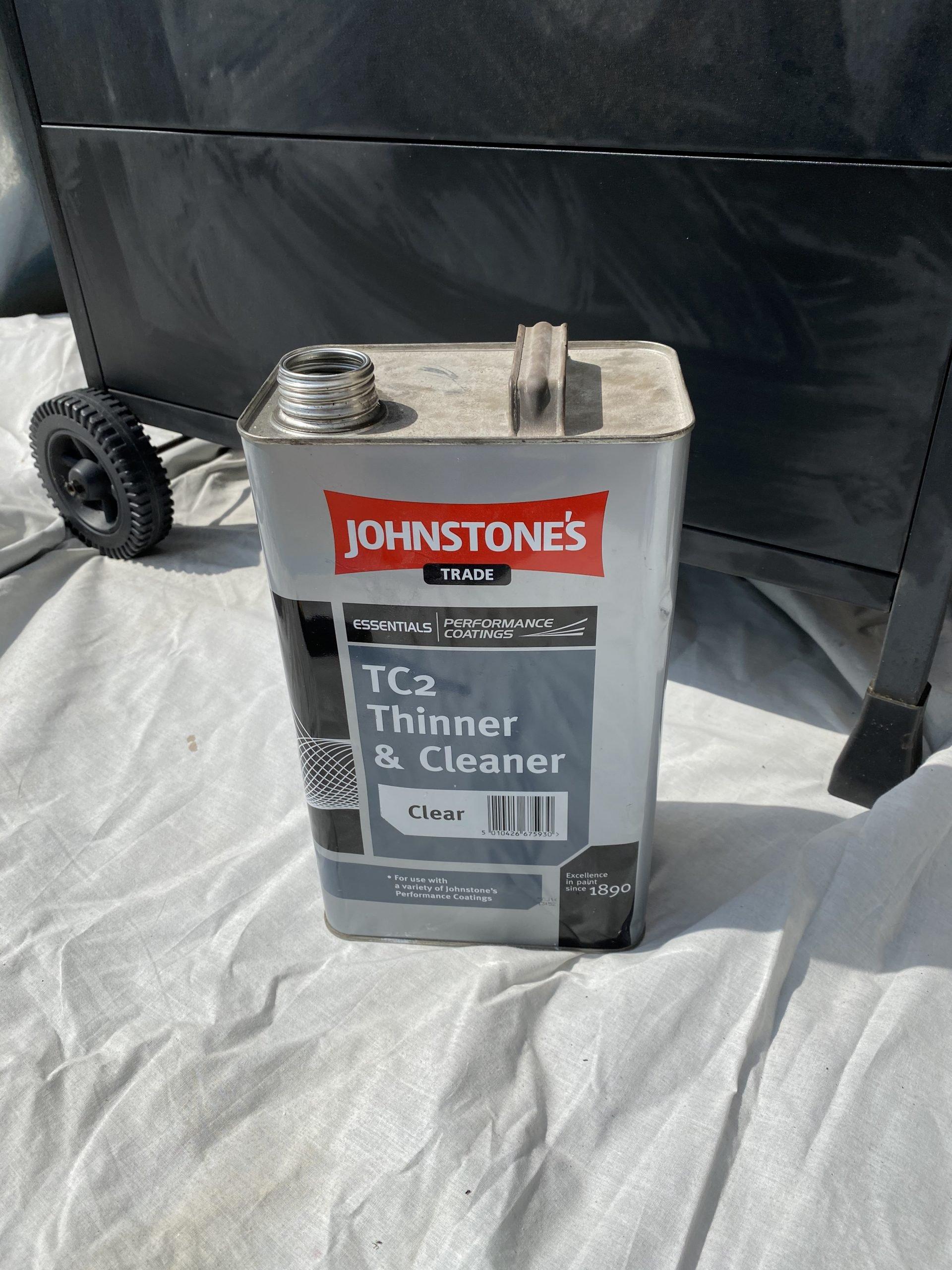Johnstone's Trade Cleaner