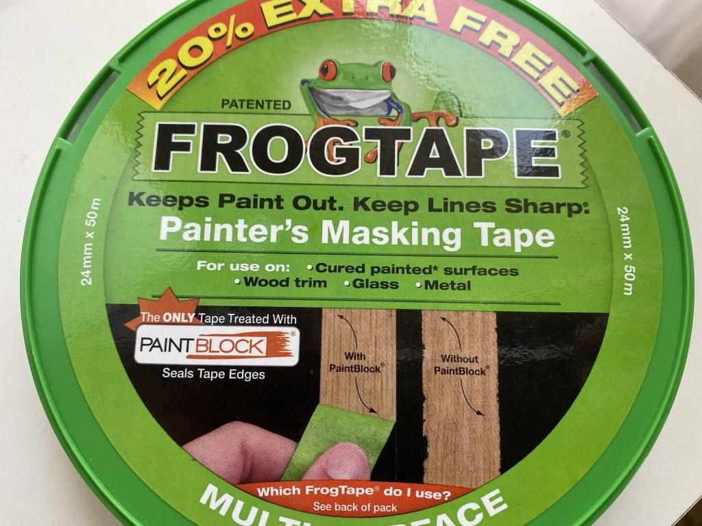 Frogtape multi surface tape